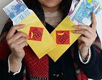 [Print] GoBananaStyle - CNY Laisee giveaway design