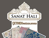 SANAT HALI CUTOUT