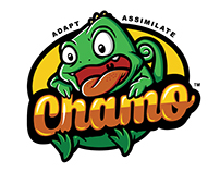 Emblem logo design - Chamo Repair