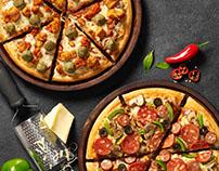 Pizza Hut New Menu