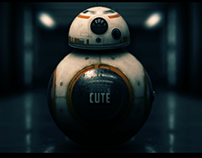 Cute Spinning Droid