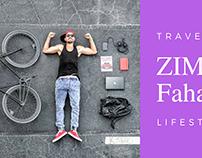 ZIM FAHAD LIFESTYLE