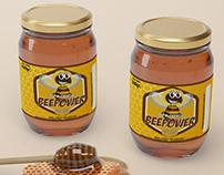 BeePower - Miel de Abejas - Bee Honey