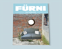FÜRNI - Fight Club Magazine/Catalogue