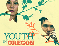 Youth In Oregon Theatrical Key Art Design