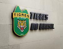 EC Tigres do Brasil - Rebrand