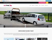 Free Car Rental WordPress Themes