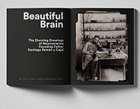 Brain Pickings Magazine // Editorial Design
