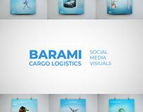 BARAMI Social media visiuals