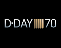 D-Day 70 Branding