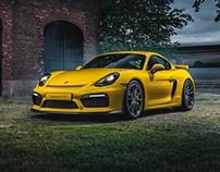 Personal | Porsche Cayman GT4
