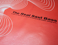 The Real Saul Bass Brochure