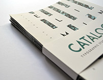 CATALOGUE OF OBSOLETE ITEMS - Typography & Print