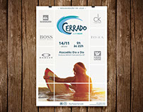 Redesign de flyer - Cerrado Surfwear
