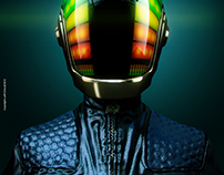 Daft Punk ( yeah another one )