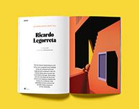 Vector illustration & Editorial design