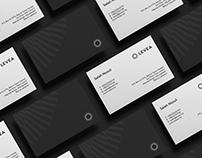 Levea Identity Design