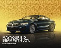 BMW - EID ADHA MUBARAK