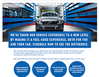 Digital Design for Volvo of Tempe