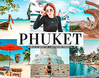 Free Phuket Mobile & Desktop Lightroom Presets