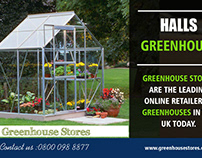 Halls Greenhouse | 800 098 8877 | greenhousestores.co.u