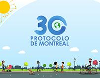 30 Anos - Protocolo de Montreal