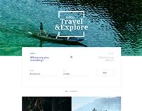 Travel & Explore - A pitch for IndiGo