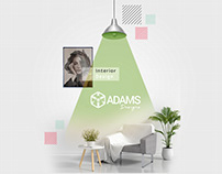 Adams interior Designs company profile