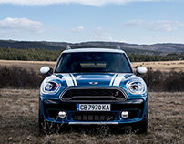 Mini Cooper Countryman S Lifestyle advertorial
