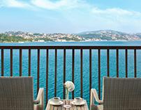 The Grand Tarabya Istanbul Hotel Photography