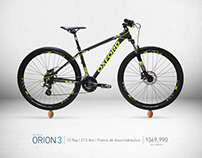 Oxford Bike - The lightest bike for the price.