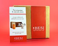 Embalagem | Kit Xícara BESI