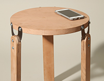 Bolt: Side Table