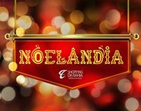 Noelândia /// Logotipo