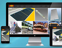 Responsive and full-width website wideautomation.com