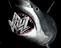 Jauz - Shark Concert Visuals