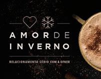 Campanha | Amor de Inverno - Ofner