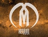 """XENIUM """"logo handmade"""""""