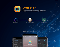 Omnichain - Cryptocurrency Trading Platform