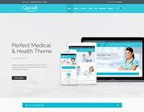 Medikit - Health & Medical WordPress Theme