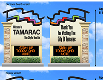 Signage & Rebranding for City of Tamarac