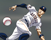 Carlos Correa artwork