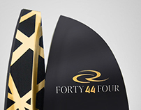 Award Design: RC44 Championship Tour 2014