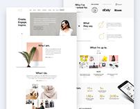 Mo Creative Website