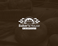 Baker's House Branding Design Concept (1)