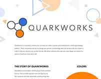 QuarkWorks Branding Story