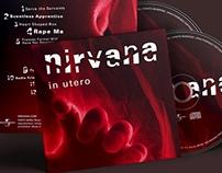 Nirvana Logo & CD Cover