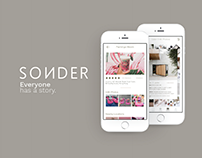 SONDER - Mobile App