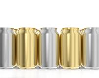 drink cans cgi