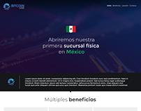 Sitio Bitcoin Latam Bootstrap 4